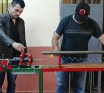Cárcel de San Pedro tendrá fábrica de tejidos de alambre