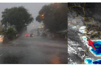 Anuncian lluvias y tormentas que afectan a Misiones