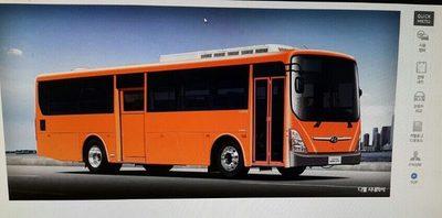 """Presentaron """"soñado"""" sistema de buses de pasajeros internos para San Lorenzo"""