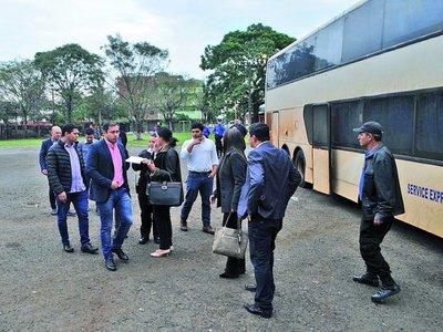 CDE: La recaudación de la Terminal de Ómnibus ya ingresa a la Comuna
