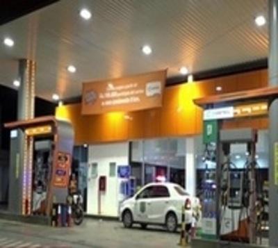 Asaltan gasolinera y se llevan más de G. 200 millones