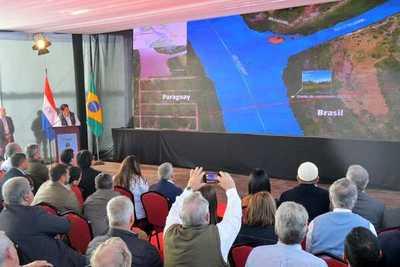 Paraguay y Brasil ponen en marcha licitación para puente Carmelo Peralta