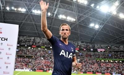 Con un golazo de Kane, Tottenham derrotó a la juve