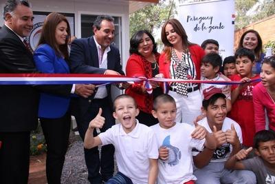 Habilitan centro de atención a víctimas de explotación en San Lorenzo