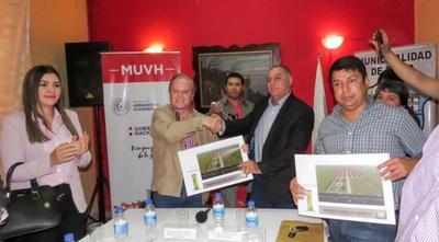 Gobierno a través del MUVH construirá 500 viviendas en Pilar