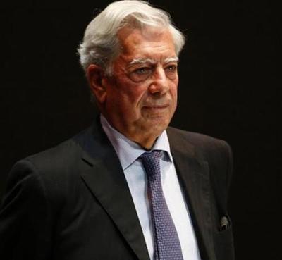 """Mario Vargas Llosa: """"Maduro es un dictador mediocre"""""""