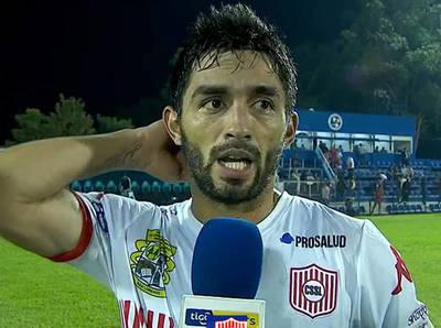 Cristian Paredes es la figura en la victoria de San Lorenzo
