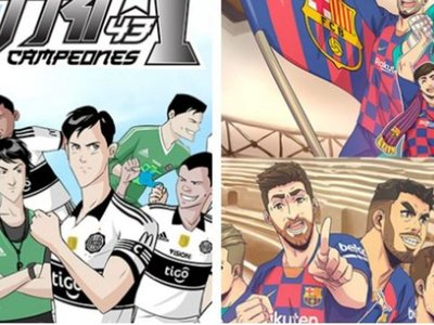 El Barcelona ¿calcó la campaña del Olimpia?