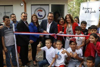 Inauguraron un nuevo centro de atención a víctimas de explotación