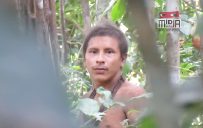 Indígenas amenazados en Brasil