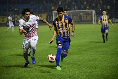 Sportivo San Lorenzo superó 3-1 al Sportivo Luqueño