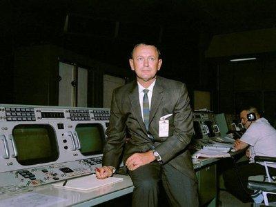 Muere a los 95 años Chris Kraft, el primer director de vuelo de la NASA