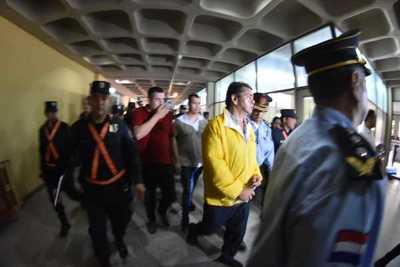 Detienen a líder de gremio taxista Arístides Morales, y a otros dirigentes