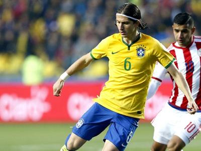 Flamengo anuncia la contratación de Filipe Luis