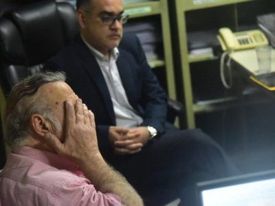Con nueva ley, Óscar González Daher intenta salir de la cárcel