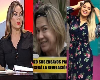 Norma ex de Gamarra confundió a Dahiana Bresanovich con Fátima Roman
