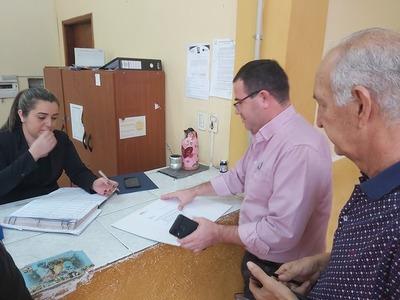 Intendente Godoy pide más tiempo para presentar informe a colorados