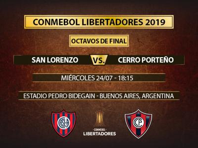 Cerro busca el primer golpe en duelo de Azulgranas
