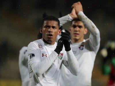 Fluminense pegó primero y Peñarol dependerá de un Maracanazo