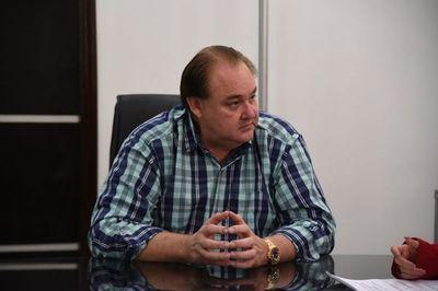 González Vaesken ratifica su alejamiento de Colorado Añetete a causa de José Alberto Alderete