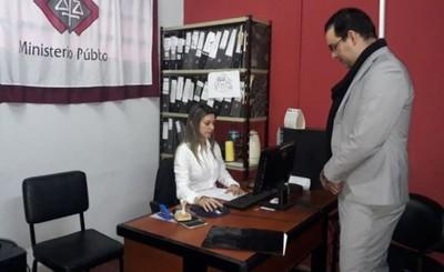 """Por """"denuncia falsa"""", Zacarías denunció a Miguel Prieto"""