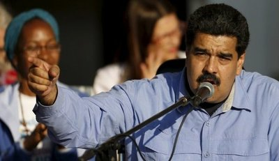 """Maduro atribuye apagón masivo al """"desespero"""" de EEUU"""