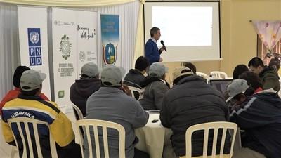 Boquerón participa en la construcción del Plan de Protección de Bosques