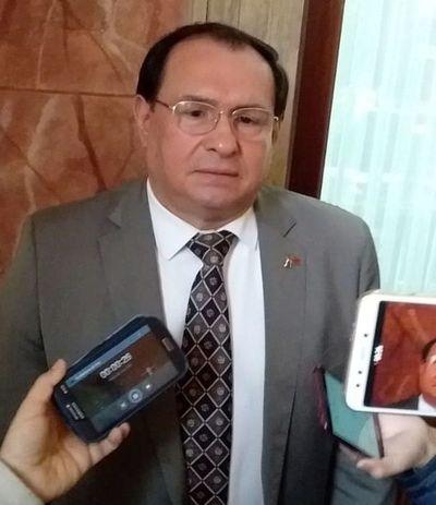 Retamozo renuncia a Puertos para asumir en el Senado
