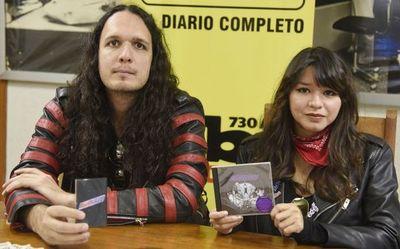 Nightbound: heavy rock de Paraguay al mundo entero