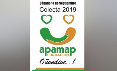 """Bajo el lema """"Oñondive"""", Fundación Apamap confirmó fecha de colecta"""