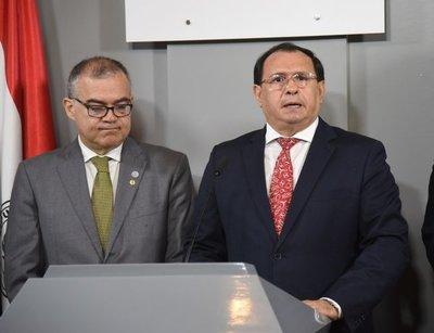 Retamozo renuncia a titularidad de ANNP para reemplazar a Enrique Riera