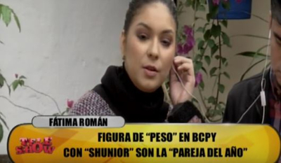 """Fátima reveló el secreto por el que Junior aceptó estar en """"Baila Conmigo"""""""