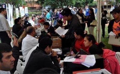 Realizarán feria de empleos este jueves en Paraguarí