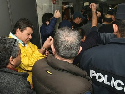 Otorgan prisión domiciliaria a Arístides Morales y otros taxistas