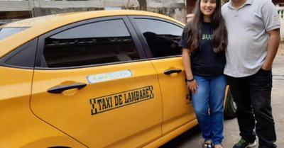 """""""Yo soy la  hija de un  taxista"""""""