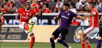 Benfica logra importante victoria en la International Champions Cup