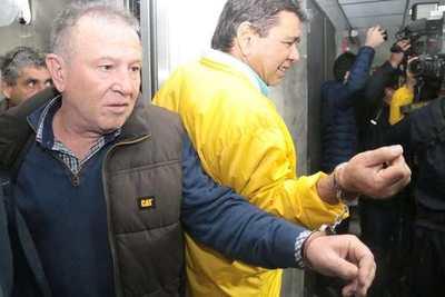 Arresto domiciliario para taxistas