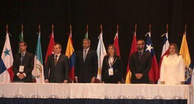 Titular de la CSJ participó de la reunión de Gafilat