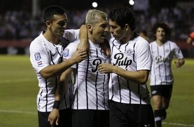 Libertad mide a Gremio por octavos de la Libertadores