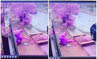 HOY /  Brutal ataque a niña que iba al colegio: la tiró al suelo y comenzó a manosearla