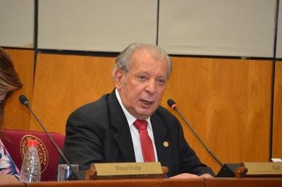 """Galaverna: Juramento fue a lo """"mbarete"""" y juicio político a Mario Abdo es oportunismo"""