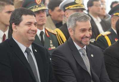 Mandatario pide madurez para entender la «gran oportunidad» que tiene el Paraguay