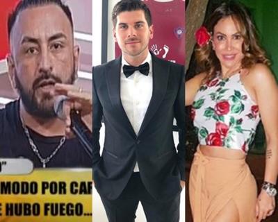 """""""El Churero"""" disparó contra Ruth Alcaráz y Carlos Viveros"""
