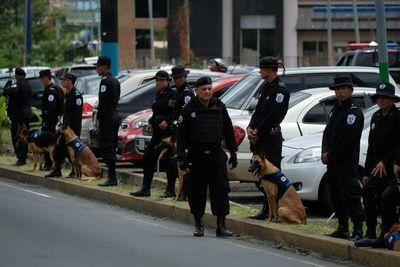 Régimen de Nicaragua censura marcha estudiantil
