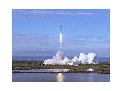 SpaceX envía cápsula Dragon con suministros a la Estación Espacial
