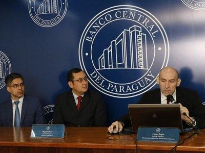 El BCP aplica  fuerte reducción a la proyección de crecimiento del 2019