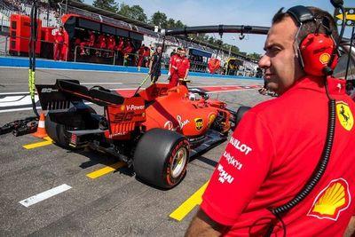 Ferrari lidera la primera sesión