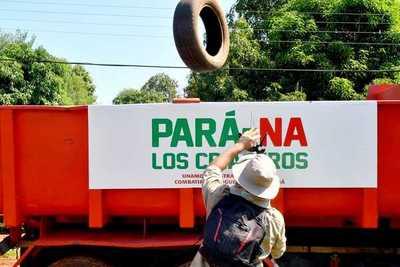 """Campaña """"Pará-na los Criaderos"""" culmina con importante reducción de casos de dengue en Alto Paraná"""