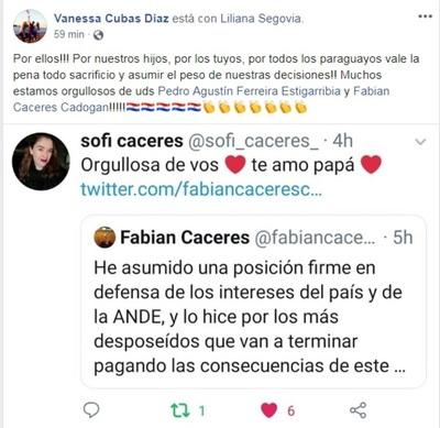 """""""Valor y honestidad en defensa de nuestro Paraguay"""": revelador mensaje de Pedro Ferreira sobre su renuncia"""