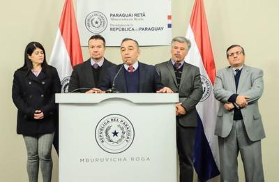 Ejecutivo enfatiza en combate frontal al contrabando de frontera